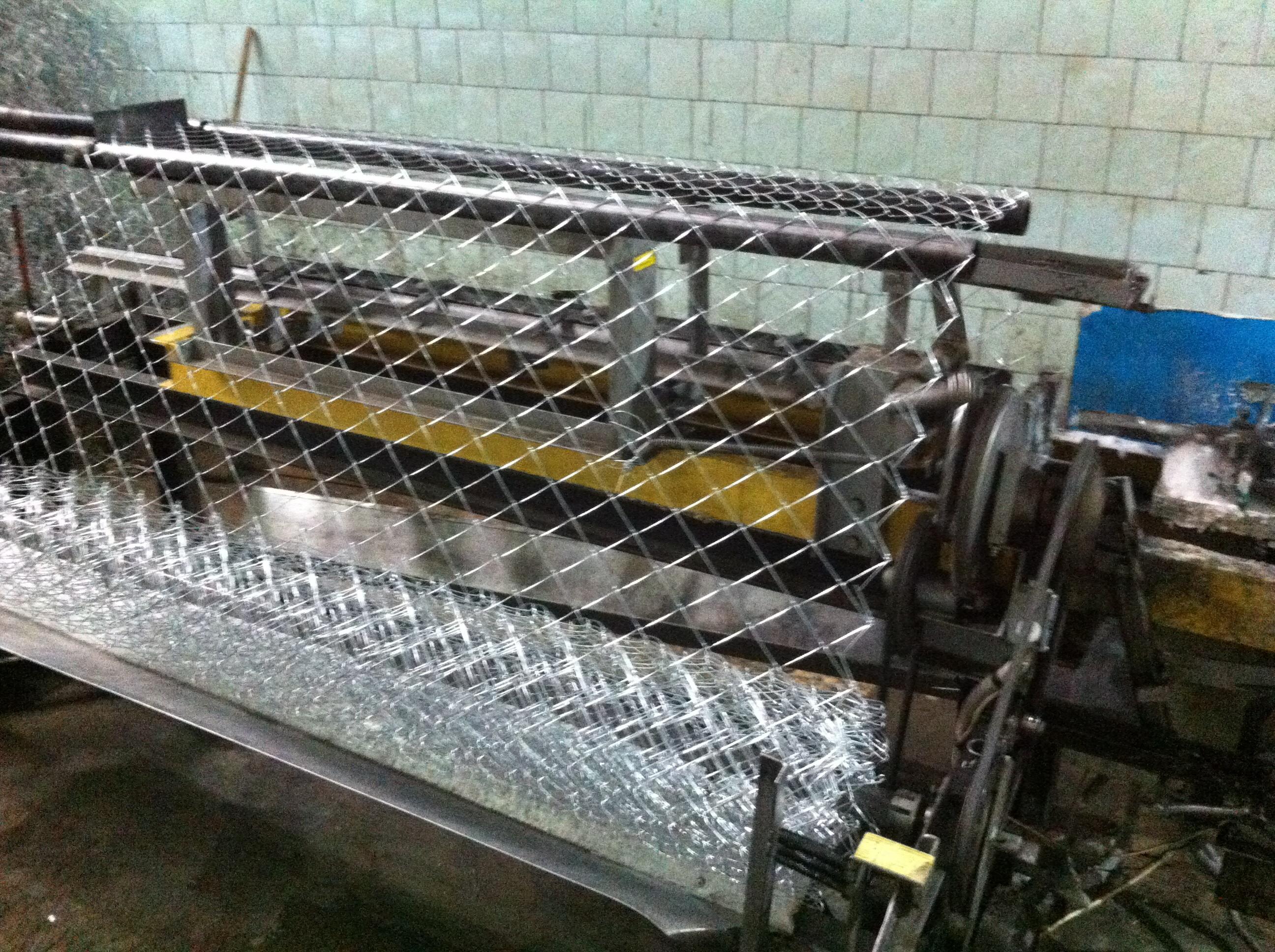 Станок для производства сетки рабицы своими руками в гродно
