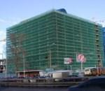 Фасадная строительная сетка — купить в Москве по выгодной цене